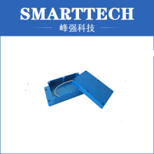 Blue Color Electrical Cover Plastic Customized Mould