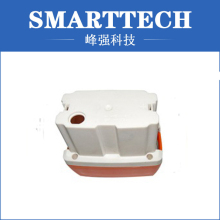 Household Appliance White Abs Plastic Enclosure Mould
