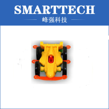 Colorful Mini Toy Tank Plastic Injection Mould