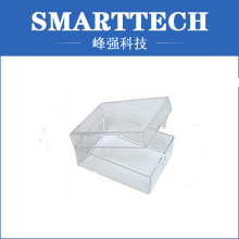 Transparent PC Fridge Container Plastic Injection Mould