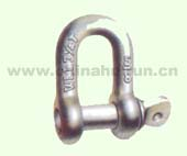 DROP FORGED CHAIN SHACKLE