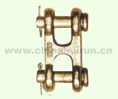 TWIN CLEVIS LINK Self Colored Or Zinc Plated