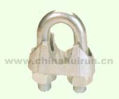 U .S. TYPE MALLEABLE WIRE ROPE CLIPS ZP