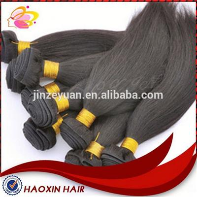 Unprocessed Straight Human Hair