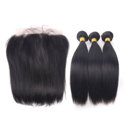 Human Hair Silk Base Lace Frontals