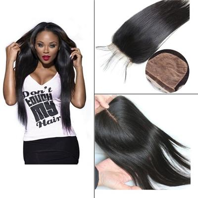 European Hair Silk Top Closure