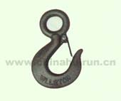 EYE HOIST HOOK Self Colored Or Zinc Plated