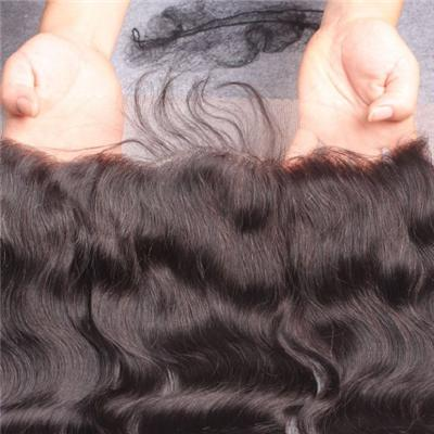 Virgin Russian Hair Lace Front Wig