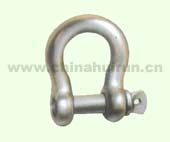 JIS TYPE SCREW PIN ANCHOR SHACKLE