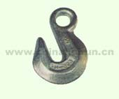 EYE GRAB HOOK Self Colored Or Zinc Plated