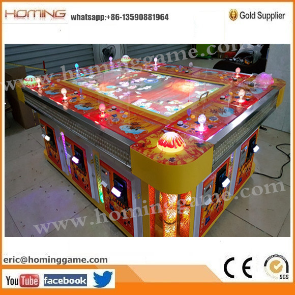 98% Customers Super Like English Version Fire Kylin Fishing Game Machine & Fire Kylin Plus Fishing Game Machine (eric@hominggame.com)