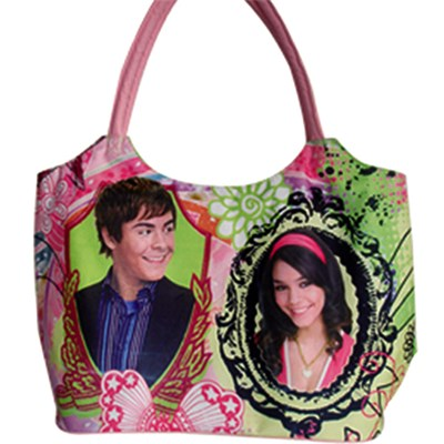 Prince And Princess Live Happily Beach Tote Bag