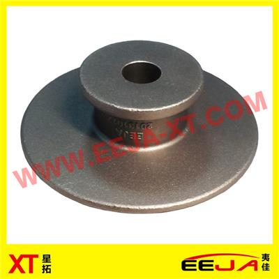 Cleaning Machine Pulley Sand Castings