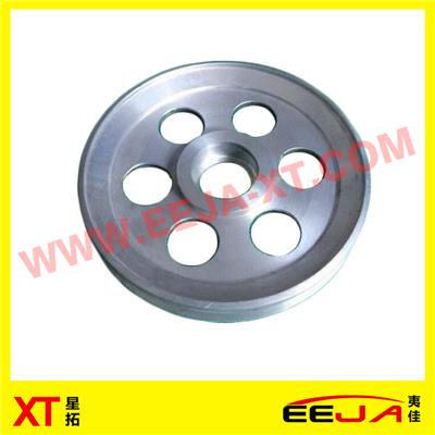 Cleaning Machine Pulley Low Pressure Die Castings