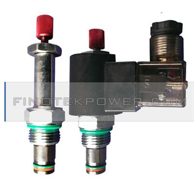 Cartridge solenoid Valve