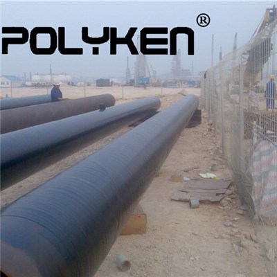 Polyken 934 Black Cold Applied Butyl Rubber Pipe Wrap Tape