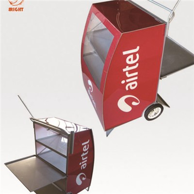 Telecom Vending Trolley