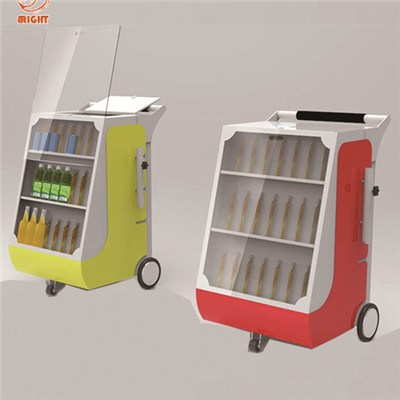 Beverage Vending Trolley