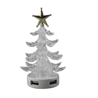 Christmas Tree HUB USB Christmas Tree (BC303B)