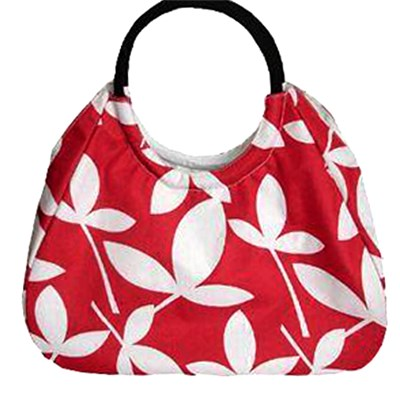 Woman Full Coroful Printing Tote Bag