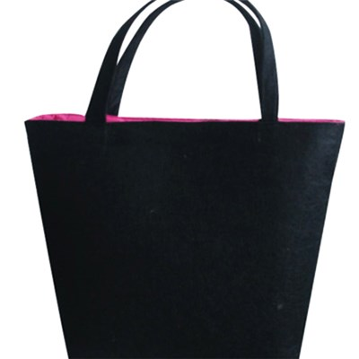 Simple Lady Candy Color Tote Bag