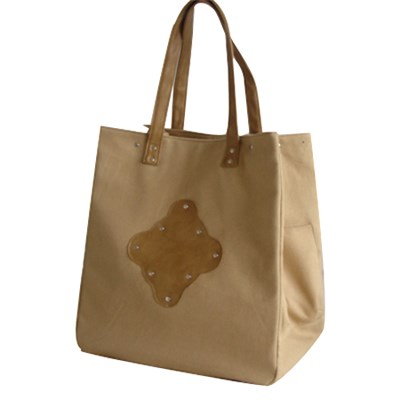 Simple Daily Use Tote Bag