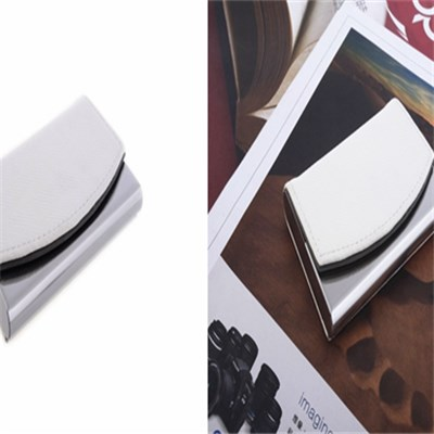 Promotion Leather Business Card Holder(CC01)