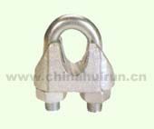 WIRE ROPE CLIP TYPE B MALLEABLE ZP
