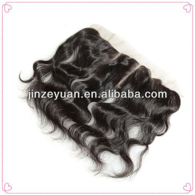 Human Hair Frontal Lace Closure