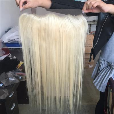 Human Hair Ear To Ear Lace Frontal