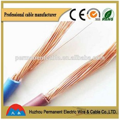 PVC-isolierte Flexible Single-Wire