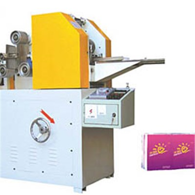 Paper Handkerchief Machine
