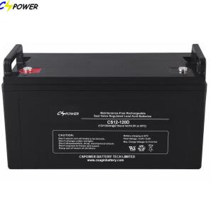 12V120Ah Solar Storage Battery
