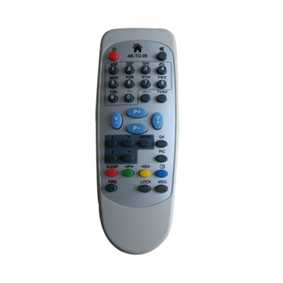 Universal Remote Control TV SAT remote Control AK-TO-05 For India Market