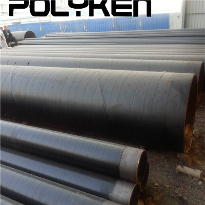 Black Polyken 980 Pipe Mechanic Protection Tape