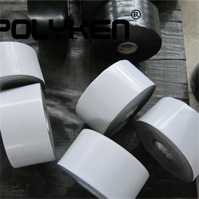 White Polyken 955 Pipe Outer Wrap Tape