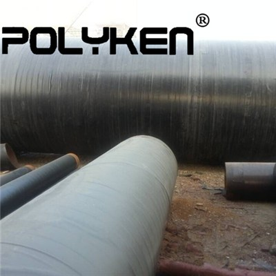 Black Polyethylene Butyl Rubber Pipe Wrap Tape