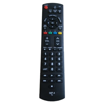 OEM LED LCD HD TV remote Control IMP-4