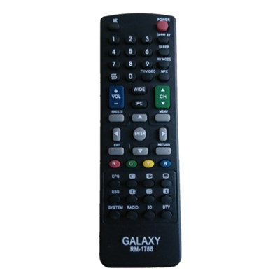 HD TV remote Controller HD Player Universal Remote Control For GL-1766 For Indonesia