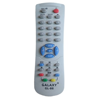 HD TV remote Controller HD Player Universal Remote Control For GL-86 For Indonesia