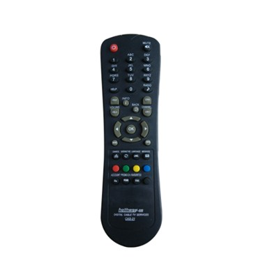 Custom TV Universal Remote Control For Hathwey-iii Cable TV Cas-21
