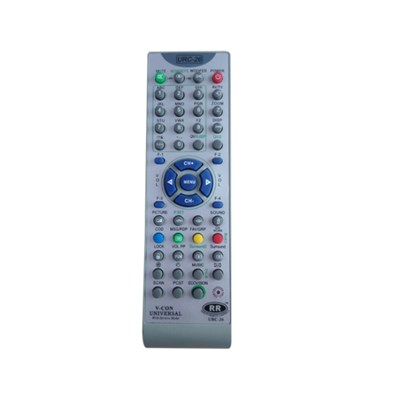 URC-26 V-CON Universal Remote TV remote Control For India Market