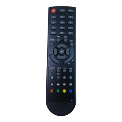 Customized Universal IR remote Control For TV 42 Button HD