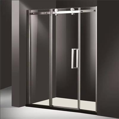 Sliding shower doors 13