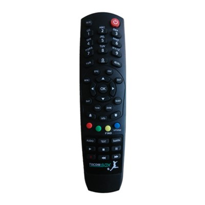 Custom High Quality Universal STB Remote Control Suitable For Brazil Market