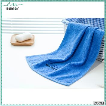 Towels Bath Set Antibacterial Swimming Towel 100% Cotton Round Beach Towels
