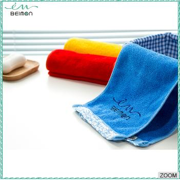 Cheap Solid Color Drying Microfiber Sports Towel Swimming Towel