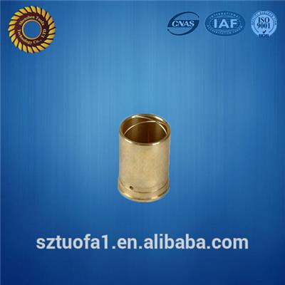 Precision Made Bronze Bushing, Brass, Copper Are Available