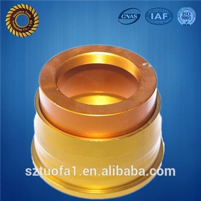 CNC Lathe Turning Hydraulic Cylinder Copper Bushing