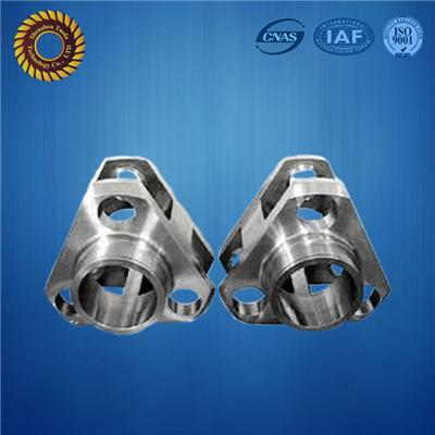 CNC Titanium Milling Parts And service